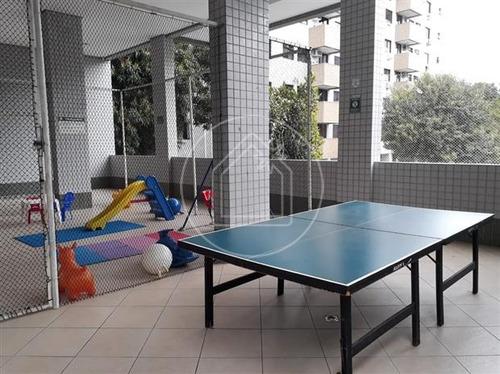 apartamento - ref: 834461