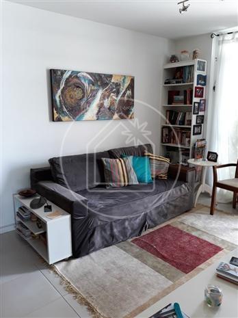 apartamento - ref: 834466