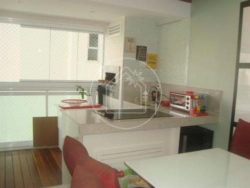 apartamento - ref: 834495