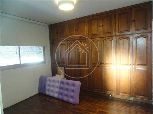 apartamento - ref: 834668