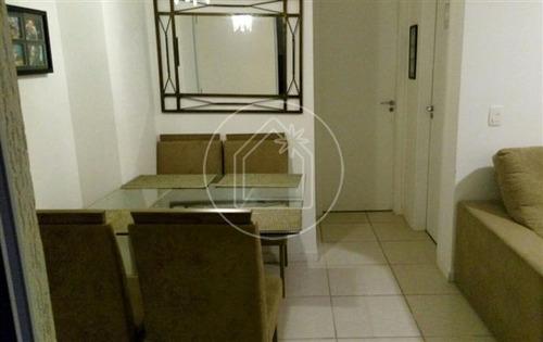 apartamento - ref: 835061