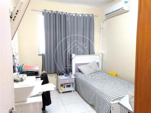 apartamento - ref: 835196
