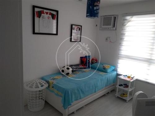 apartamento - ref: 835594