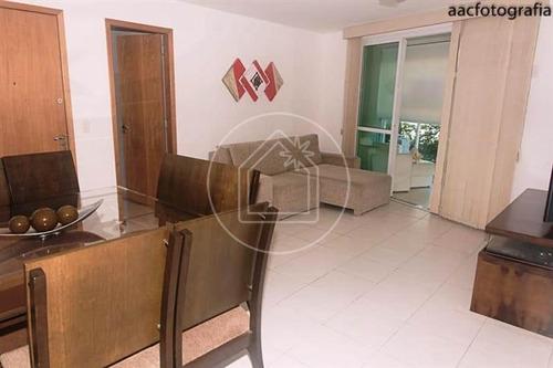 apartamento - ref: 835882