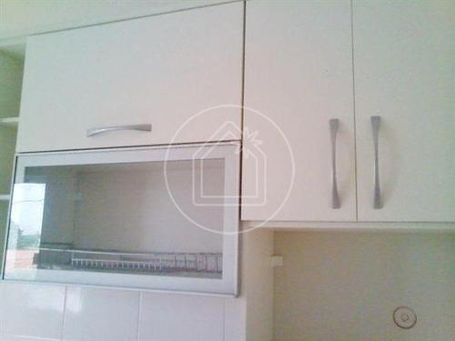 apartamento - ref: 848334