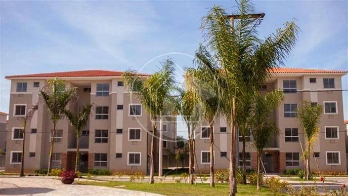 apartamento - ref: 866683