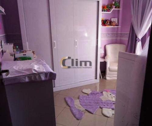 apartamento - ref: cj21064