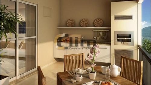 apartamento - ref: cj21243