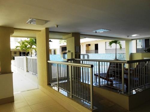 apartamento - ref: cj21252