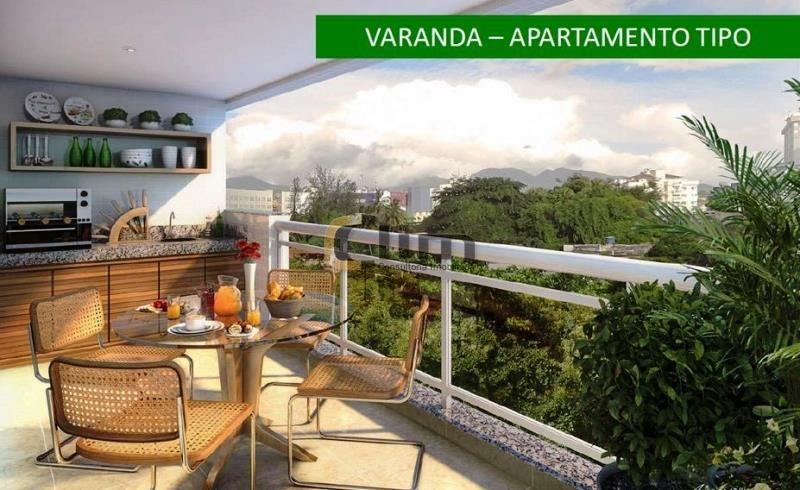 apartamento - ref: cj21281