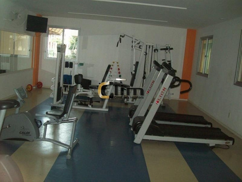apartamento - ref: cj21403