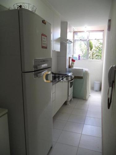 apartamento - ref: cj21462