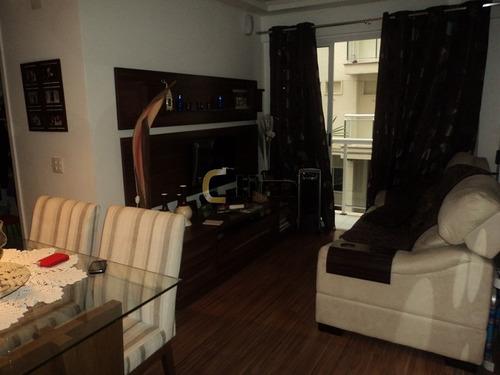 apartamento - ref: cj21698
