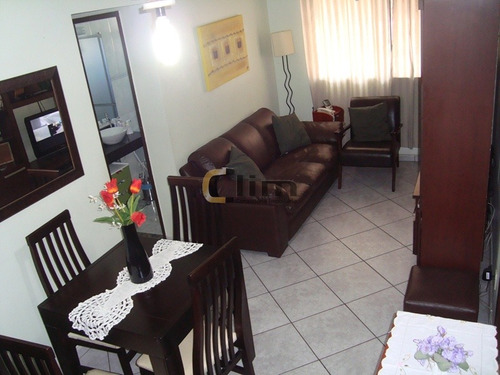 apartamento - ref: cj21762