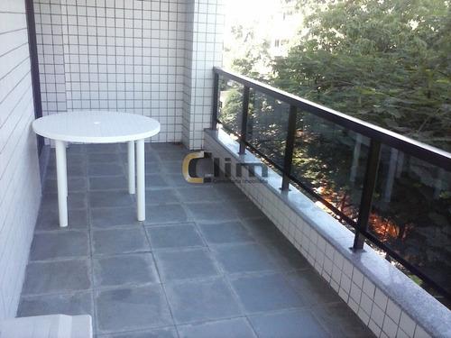 apartamento - ref: cj21808