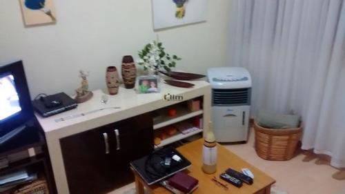 apartamento - ref: cj21837