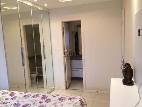 apartamento - ref: cj21858