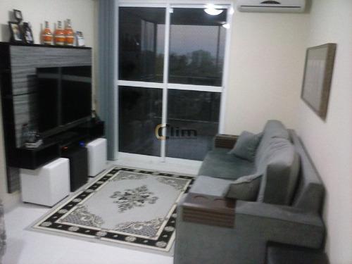 apartamento - ref: cj21914