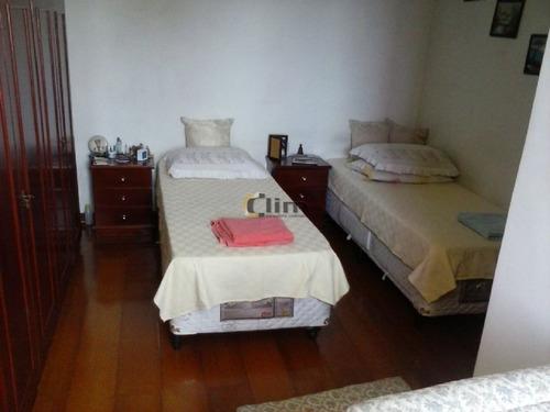 apartamento - ref: cj21915