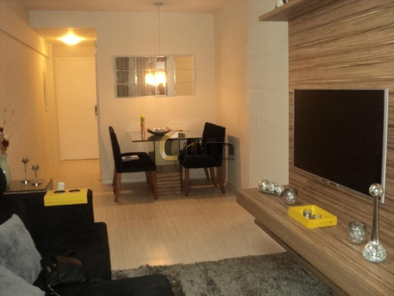 apartamento - ref: cj21918