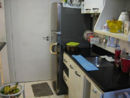 apartamento - ref: cj21934