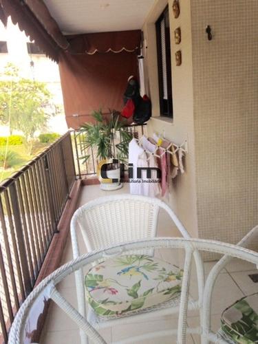 apartamento - ref: cj21948