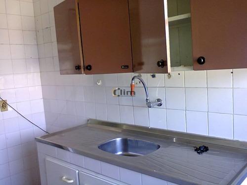 apartamento - ref: cj21958