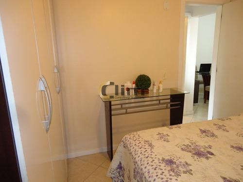 apartamento - ref: cj21966