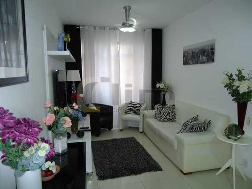 apartamento - ref: cj22057