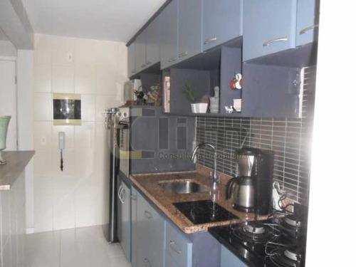 apartamento - ref: cj22188