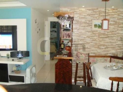 apartamento - ref: cj22196