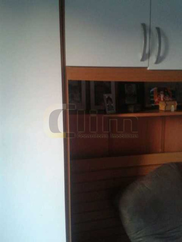 apartamento - ref: cj22265