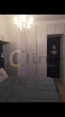 apartamento - ref: cj22280
