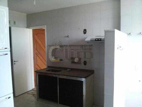 apartamento - ref: cj22283