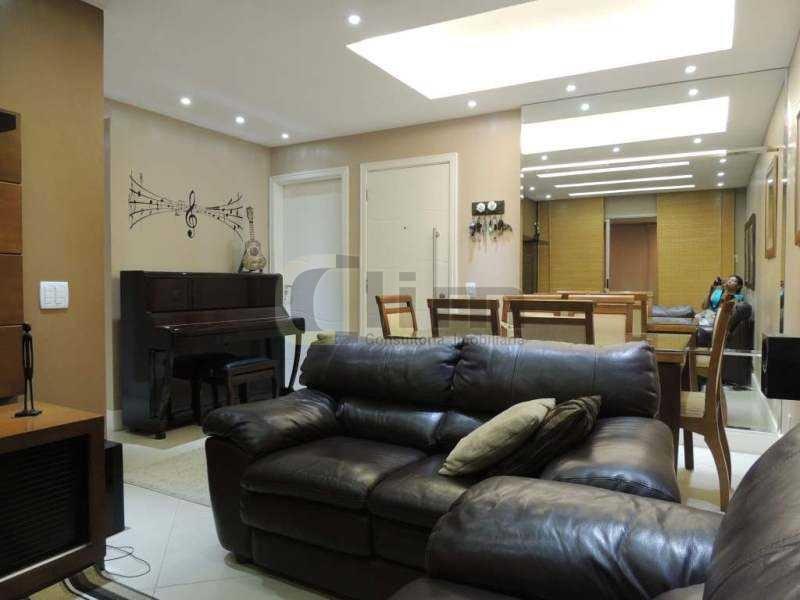 apartamento - ref: cj22286