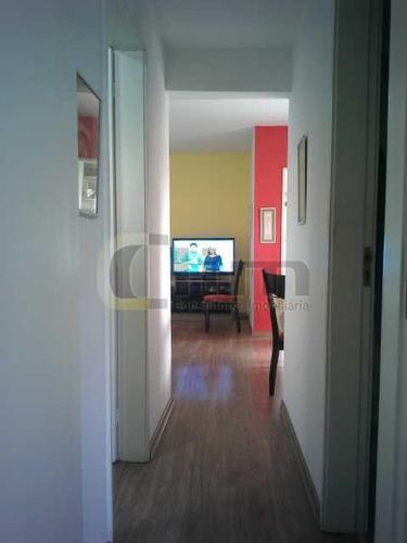 apartamento - ref: cj22299