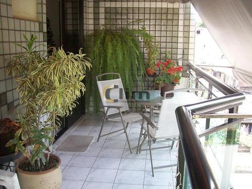 apartamento - ref: cj30140