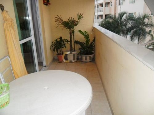 apartamento - ref: cj30563