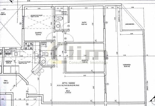 apartamento - ref: cj30694