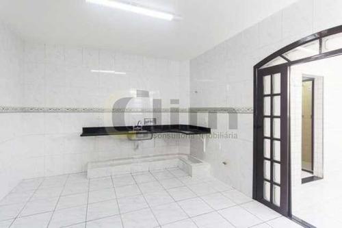 apartamento - ref: cj30696