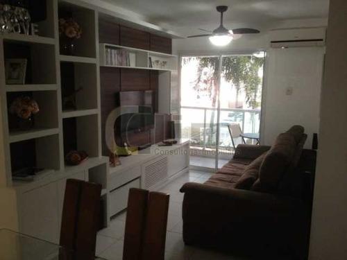 apartamento - ref: cj30718