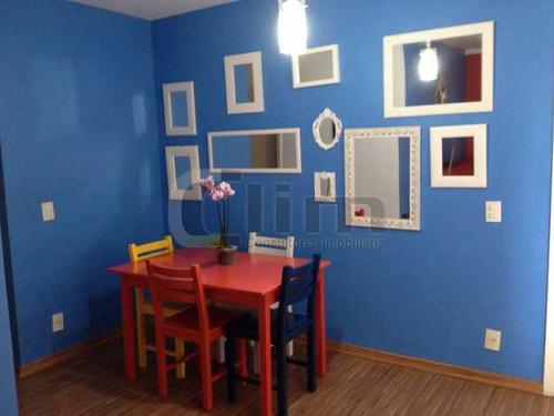 apartamento - ref: cj30731