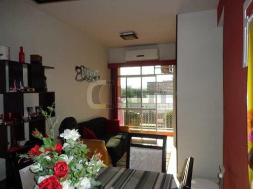 apartamento - ref: cj30757