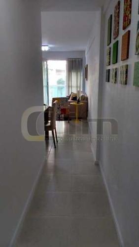 apartamento - ref: cj30770