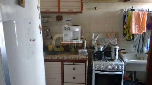apartamento - ref: cj30863