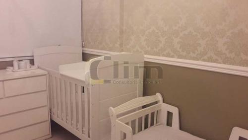 apartamento - ref: cj30878