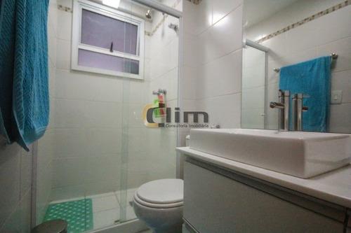 apartamento - ref: cj7650