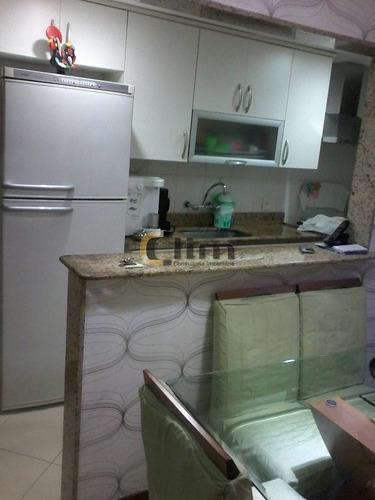 apartamento - ref: cj7673