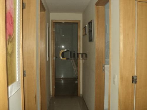 apartamento - ref: cj7758
