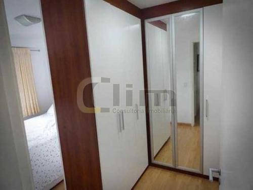 apartamento - ref: cj7809